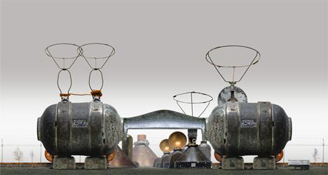 David Trautrimas the lamp factory