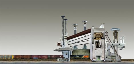 David Trautrimas the stapler factory