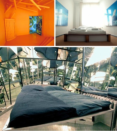 Crazy Decor: 10 Insane Interiors & Radical Room Designs | Urbanist