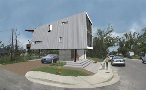 Porchdog house