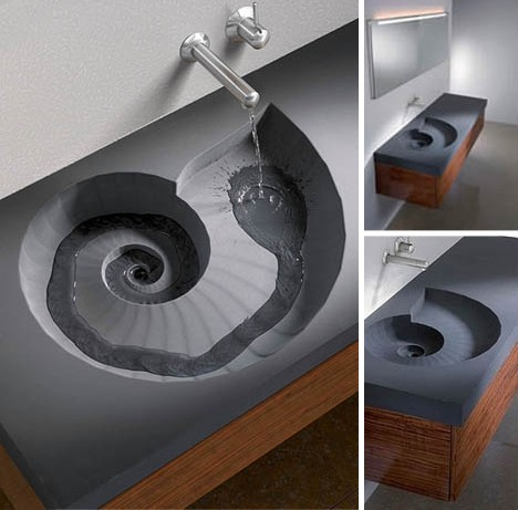 Delicieux Faucet Meets Fossil
