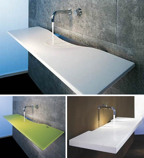 15 More Spectacular Sinks Amp Strange Wash Basin Designs