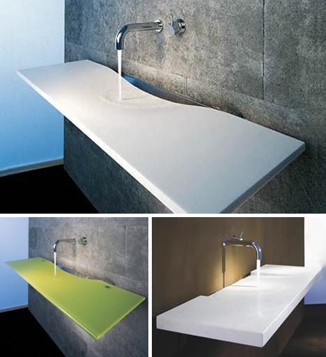 15 More Spectacular Sinks Strange Wash Basin Designs