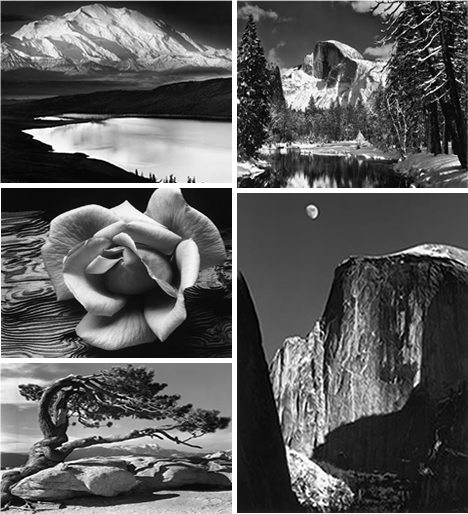 Image creditsthe ansel adams gallery ansel adams was a master of fine art photography