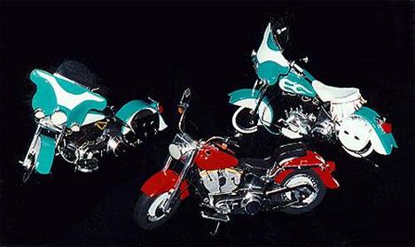 jail art motorcycles