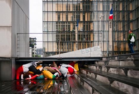 willi dorner bodies in urban spaces 5