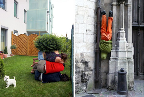 willi dorner bodies in urban spaces 6