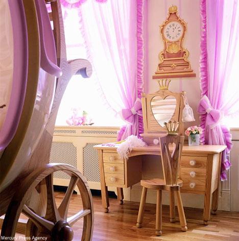 7 Wonders: Den of Daydreams: 8 Fantastical Make-Believe Makeovers