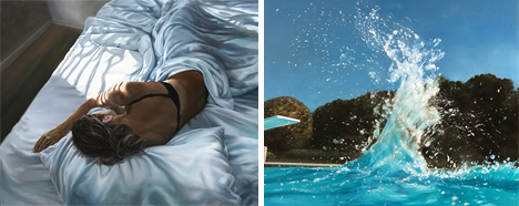 Eric Zener photo realistic art