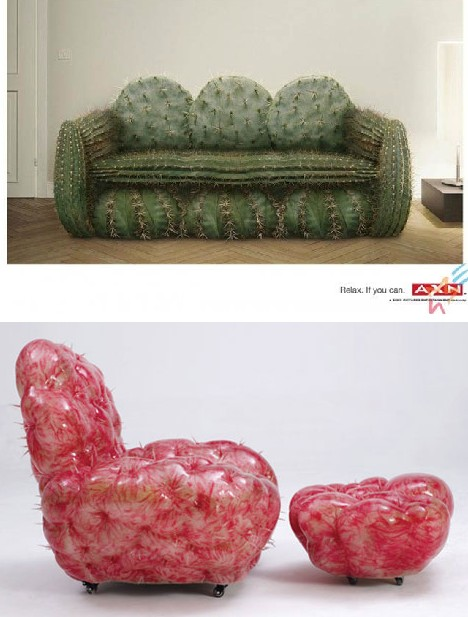Oh Sit The World S 13 Most Uncomfortable Chair Designs