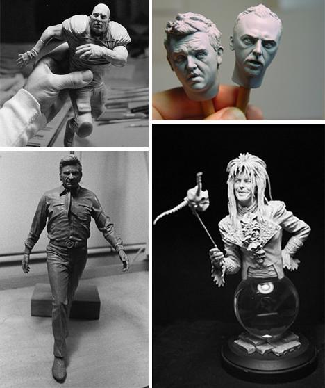 adam beene photorealistic sculptures