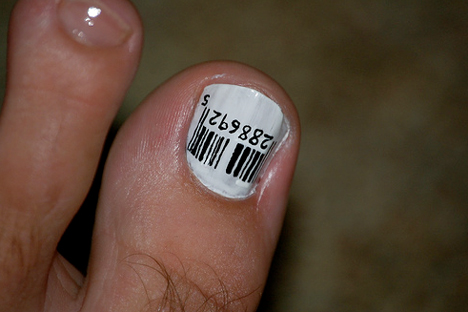 barcode-pedicure