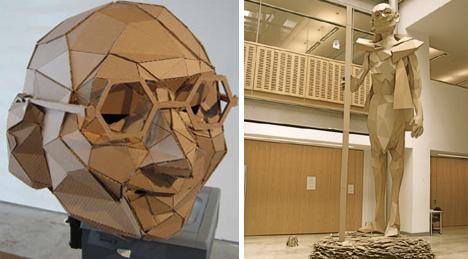 cardboard-ghandi