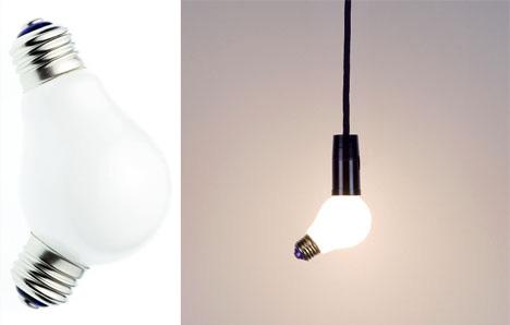 lightbulbs bare. A Twist On The Boring Bare Bulb Lightbulbs D