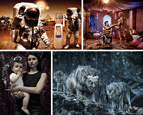 Professional Photography: 18 Cool Commercial Photographers