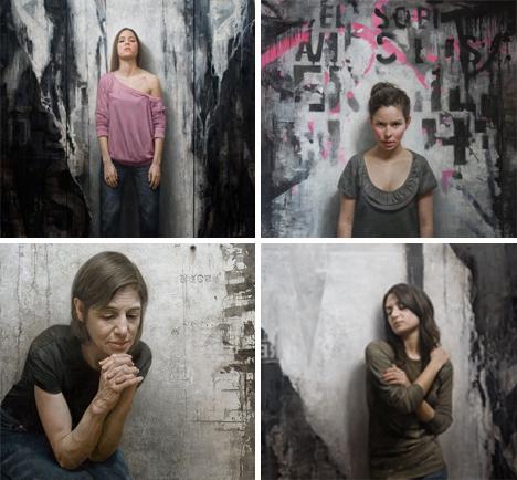david kassan photo realistic paintings