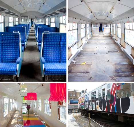 All Aboard 15 Recycled Train Car Homes Offices Hotels Urbanist