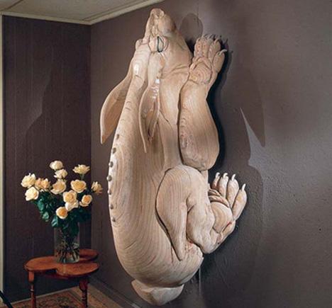 jozef-sumichrast-wall-rabbit