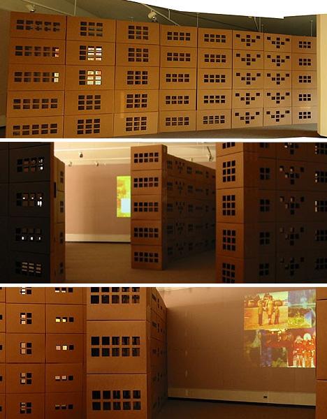 m-the-machine-installation
