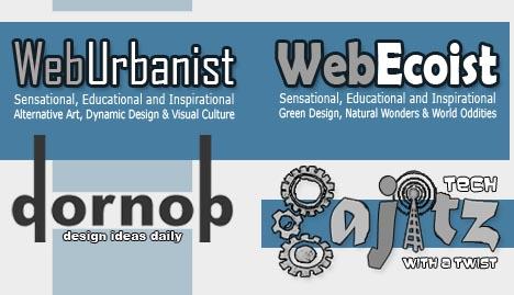 weburbanist webecoist dornob gajitz