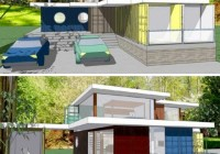 Keith Dewey/Zigloo FLW Container House