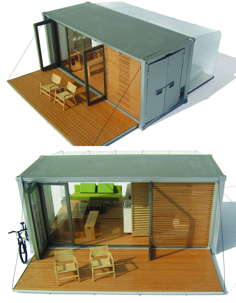 All Terrain Cabin ATC From BARK Collective Urbanist