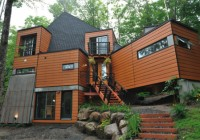 Maison Idekit Quebec Shipping Container Home