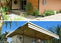 Bamboo Groove Shipping Container Houses