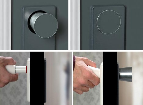 Superbe Smart Doorknob Is Smart