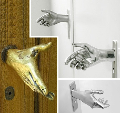 Handle With Care 12 Twisted Door Knobs To Turn You On