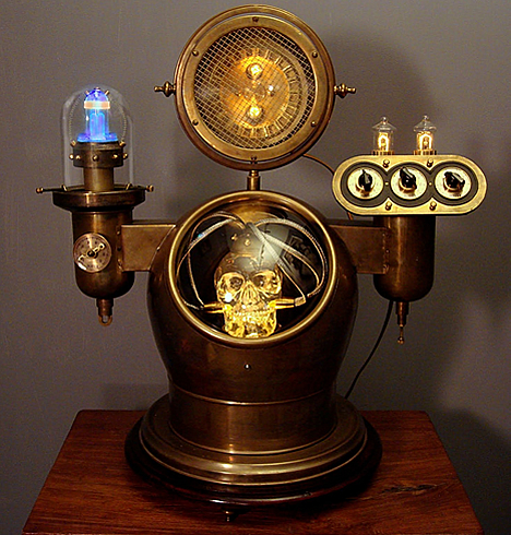 Mods: 26 Sexy Steampunk Gadgets & Hi Tech Hacks