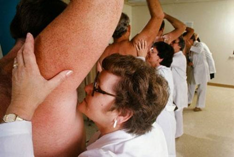 armpit-sniffer