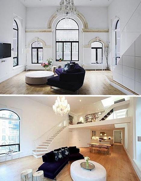 church-to-loft-condo-conversion & 9 Amazing Apartment Designs \u0026 Cool Condo Plans   Wonders of the World