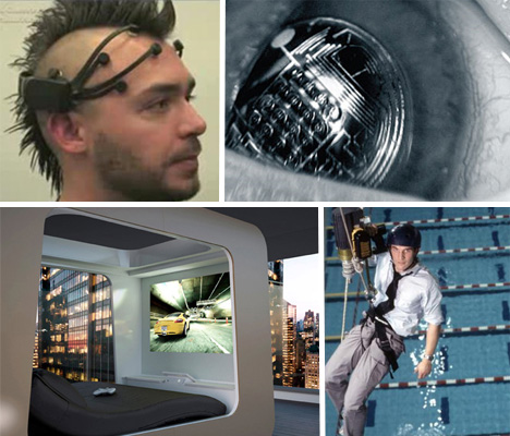 15 Fantastic New Futuristic Tech & Gadget Designs