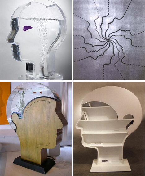 heads functional art