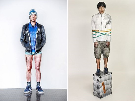 korean artist osang gwon photo sculptures