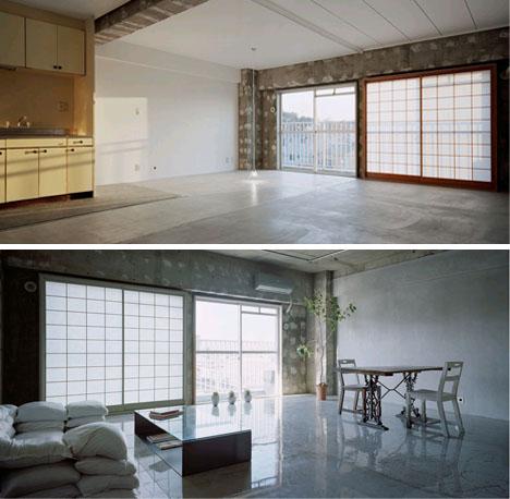 Minimalist Apartment Remodel