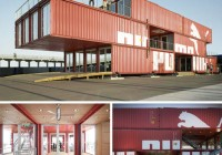 Puma City Movable Retail and Event Location