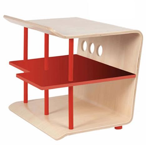 10 grain play pad modern dollhouse