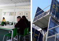 Container Learn, Tower Hamlets College