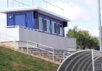 Longwood University Press Box by Container Creations
