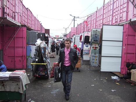 Seventh Kilometer Market, Odessa, Ukraine