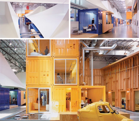 Work It 30 Cargo Container Offices Stores  Businesses  Urbanist