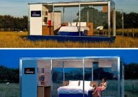 Travelodge Travelpod Hotel Room Concept