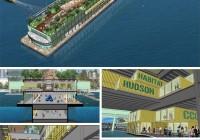 Pier 57 Revamp Concept, New York