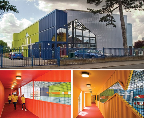 Dunraven Sports Hall London Urbanist