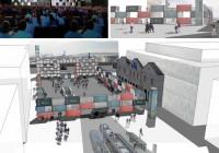 Dublin Parlor Concept by LiD Architecture