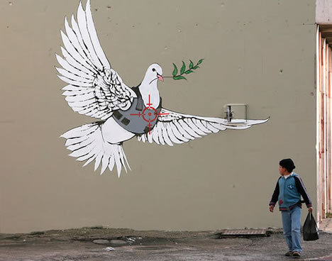 BanksyDove