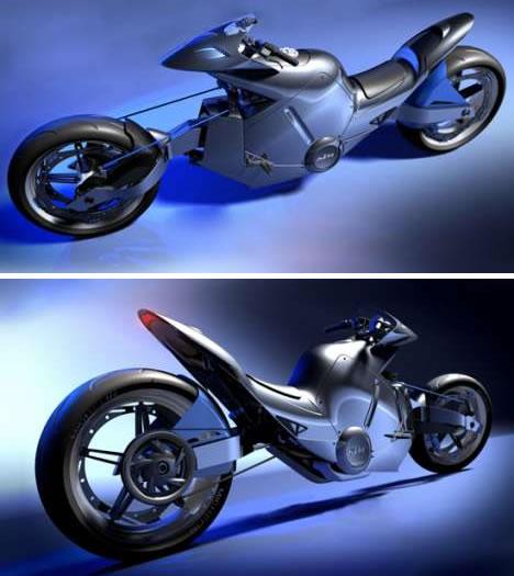 Sci-Fi Superbikes