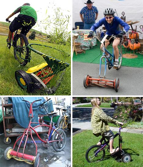 bike mowers 2